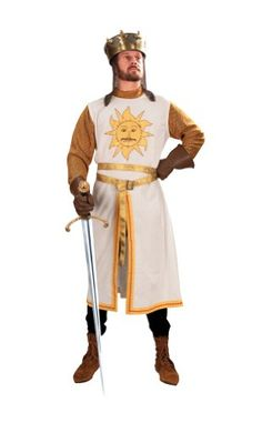 Monty Python and the Holy Grail: King Arthur Costume (S/M) - Halloween Costumes null http://www.amazon.com/dp/B0081SWSHG/ref=cm_sw_r_pi_dp_7mX5tb1XFAG92