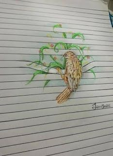Beautiful Life of Mine: Amazing what you can do with a simple pencil and l...