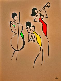 line painting canvas * line painting . line painting canvas . line painting abstract . line painting canvas abstract . line painting art . line painting minimal . line painting woman . line painting ideas Hirsch Illustration, Art And Illustration, Cool Art Drawings, Art Drawings Sketches, Fabric Painting, Painting & Drawing, Indian Art Paintings, Silhouette Art, African Art
