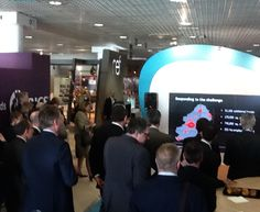 #MIPIM2014 Day 3: UK Central event