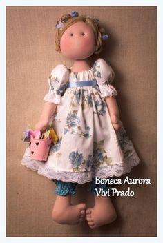 Boneca Aurora