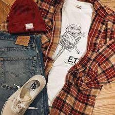 E.T. SD BMX T. #standardcalifornia #スタンダードカリフォルニア #theextraterrestrial #bmx #tshirt #ET