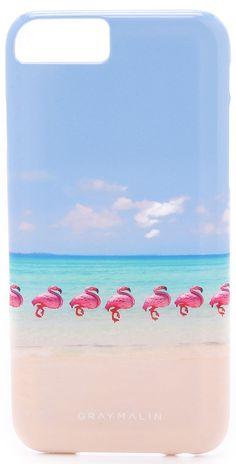 Gray Malin The Flamingo iPhone 6 Case   SHOPBOP