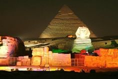 Sound And Light show at the Pyramids of Giza from $63