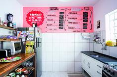 Cozinha da Jú Amora e Loro Verz - Ed. 46 - Decorar Mais por Menos - Foto: Alan Teixeira