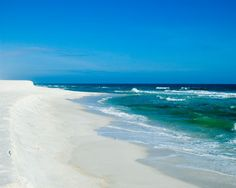Sun kissed beaches and clear tropical waters embrace a sugar white sand beach at Navarre Beach. Navarre Beach is an ideal location for a destination beach wedding. Places In Florida, Vacation Places, Florida Beaches, Dream Vacations, Vacation Spots, Places To Travel, Navarre Beach Florida, Oh The Places You'll Go, Places To Visit