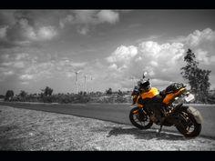 Bajaj Pulsar 200 NS Wallpaper HD