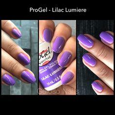 Supernail Progel Lilac Lumiere