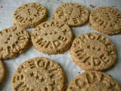 Digestive crackers