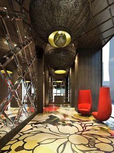 Mira Moon Hotel, 2013 - Marcel Wanders