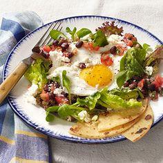 Huevos Rancheros Salad Recipe - Country Living