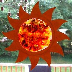 MADE--suncatcher
