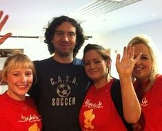 Snow Patrol Supporting 'Children's Heartbeat Trust'