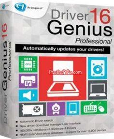 Driver Genius Professional 16 Crack Serial Key Get Free Download Here!
