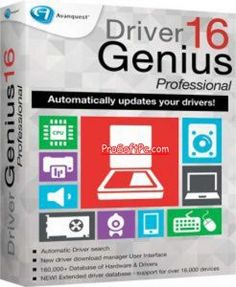 Driver Genius Professional 16 Crack Serial Key Get Free Download Here!