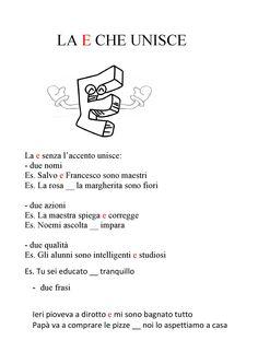 E' che spiega E che unisce | PDF to Flipbook