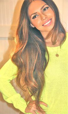 Quiero este tono de cabello!!!