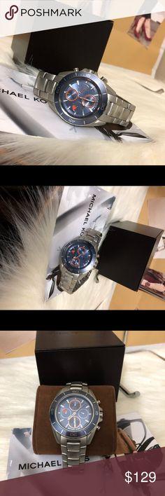 Brand New Michael Kors Men's Watch Brand New Men's Watch. Box and Manual Included MICHAEL Michael Kors Accessories Watches