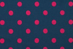 Britex Fabrics -  Midweight Muted Magenta & Navy Stretch Cotton (Made in Italy) - Cotton - Fabric
