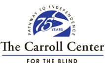 The Carroll Center for the Blind's Online Trainings:  free trainings on JAWS, Diabetes and Visual Impairment, VoiceOver, Apple TV, VizWiz, Gestures with VoiceOver and Accessing Bookshare with Read2Go on Apple iOS