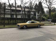 1972 Dodge Polara 2Dr Custom