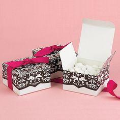Dynamic Design Favor Boxes