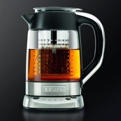 KRUPS FL700D51 Electric Kettle with Infuser