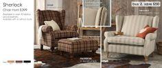Shop for armchairs & occasional chairs at Next. With a great range available you will find the right armchair for your home online today! Occasional Chairs, Sofa Chair, Snuggles, Sofas, Sweet Home, Lounge, Living Room, Sherlock, Leather Armchairs