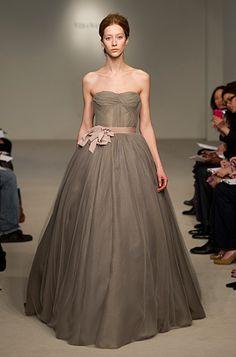 #VeraWang Wedding gown dress