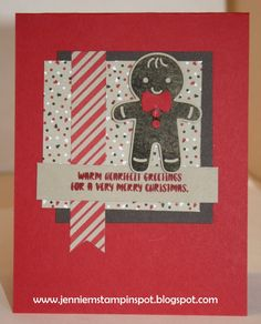 SUO-FMS258 & SUO159 Warm Christmas Greetings by CraftyJennie - Cards and Paper Crafts at Splitcoaststampers