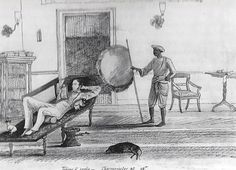 """""""Taking It Coolly - Thermometer at 98*"""" India Amin Jaffer """"Furniture from British India and Ceylon"""""""