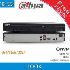 Free shipping Dahua DH-NVR4208-HDS2 DH-NVR4216-HDS2 DH-NVR4232-HDS2 NVR4208-4KS2 NVR4216-4KS2 NVR4232-4KS2 H265 4K 8MP cctv NVR  Price: 201.00 & FREE Shipping #computers #shopping #electronics #home #garden #LED #mobiles #rc #security #toys #bargain #coolstuff  #headphones #bluetooth #gifts #xmas #happybirthday #fun Shipping Packaging, Ask For Help, Natural Disasters, Electronics Gadgets, Tech Gadgets, Stuff To Buy, Free Shipping, Drones, Mobiles