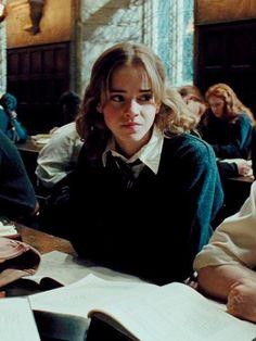 Hermione Granger More Saga Harry Potter, Harry Potter Characters, Harry Potter Love, Harry Potter Universal, Harry Potter World, Hermione Granger, Harry And Hermione, Emma Watson, Hogwarts