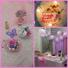 Baby shower party