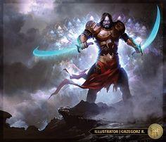 Does Ravana wear armor?