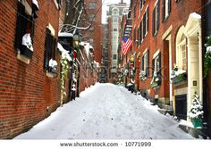 Spend the winter (or at least Christmas) in Boston