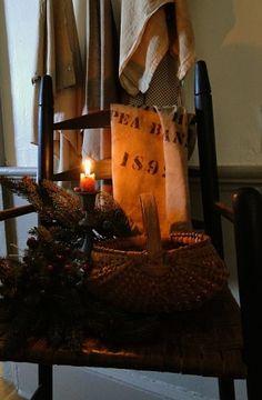 Circa 1892 Homestead Primitives: ~~*Simply Christmas*~~