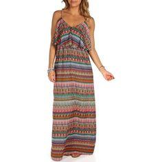 Colorful Missoni Maxi Dress