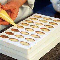Basis technieken voor het maken van bonbons 3