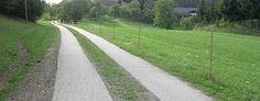 Betonspurweg