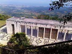 Mount Samat Shrine in Bataan