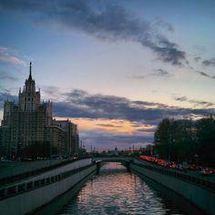 Москва Тессинский мост  Фото Сергея Ижболдина