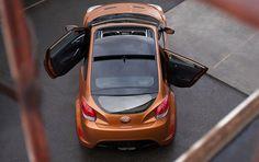 Фото Hyundai Veloster