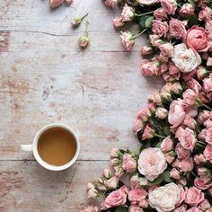 Чашечка кофе с утра - что может быть лучше? )