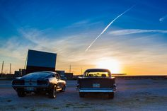 Explore the changing world of outdoor cinema, and take a trip to Missouri's final ten drive-in movie theaters.