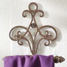 $3.99 Parisian Towel Holder