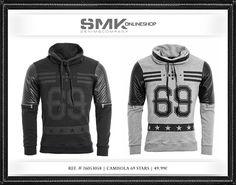 SMK DENIM&Co.: SMK DENIM&Co   CAMISOLA 69 STARS - 49.99€