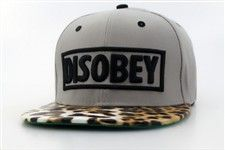 Disobey Snapback   $7.3