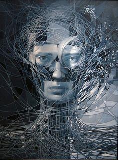 Gallery of Modern Surrealism by Cane Dojcilovic