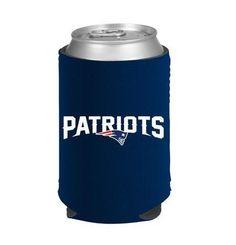 New England Patriots Can& bottle Kaddy